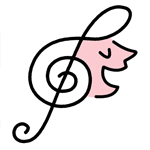 Her Voice women's choir logo